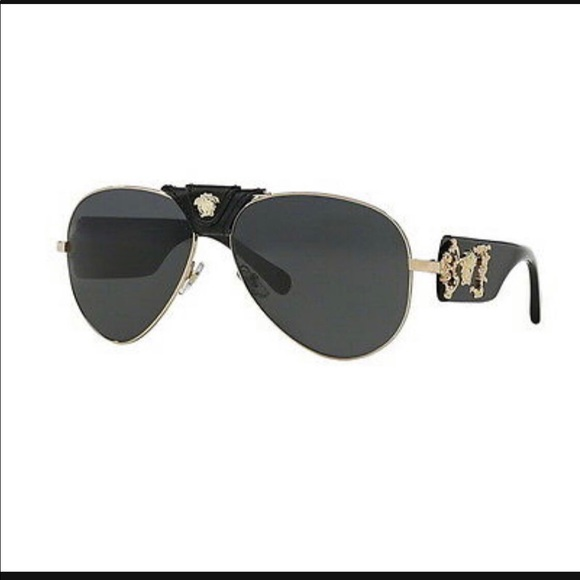 Versace sunglasses in perfect new condition